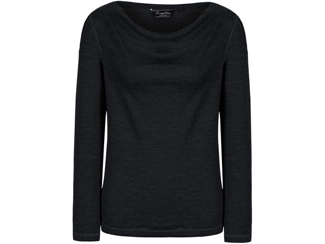 Regatta Frayda LS Shirt Damen black